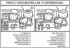 SGBlogosfera: Descubrimos Las Diferencias