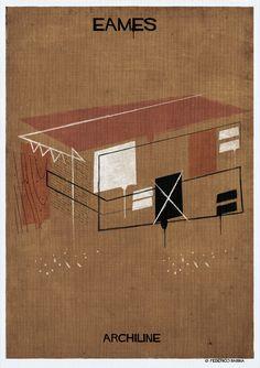Eames ARCHILINE - federico babina