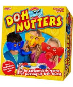 Doh Nutters Game.