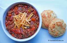 Gourmet Girl Cooks: Chilly Willy Chili Perfect for this Chilly Winter Night