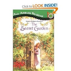 The Secret Garden. This is one of my all time favorites. I've loved this book since I was younger. Ya Books, Great Books, Kids Chapter Books, Childrens Books, Growing Up, This Book, My Favorite Things, Reading, Garden
