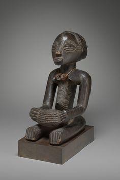 Luba Mboko Figure, DR Congo