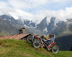 challenge the steepest slopes with the swincar spider electric vehicle