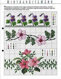 Cross Stitch Patterns free (Borders)