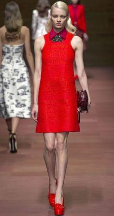 CARVEN - Tweed Dress