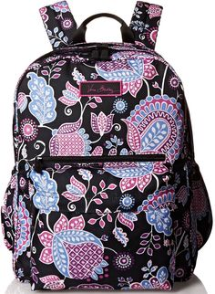 Vera Bradley Lighten Up Grande Backpack Cute Backpacks, Girl Backpacks, Vera Bradley Purses, Vera Bradley Backpack, Middle School Fashion, Vera Bradley Patterns, Backpack Purse, Mini Backpack, Backpack For Teens