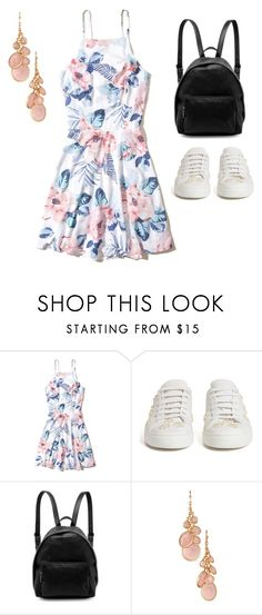 Ready to shopshopshop by laura-paasivirta on Polyvore featuring Hollister Co., Simone Rocha, STELLA McCARTNEY, Avon, chic and sporty