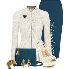 """""""Antique Look"""" by arjanadesign on Polyvore"""