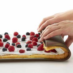 Antiaderente cottura pasticceria strumenti di cottura del silicone mat rug, accessori per la cucina stampo in silicone swiss roll mat pad strumenti di cottura per torte