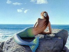 First thing I ever wanted was to become a mermaid when I grew up jajajaja I had less than 5 years! :P