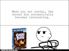 Every Thing I Know, I Learned From General Mills