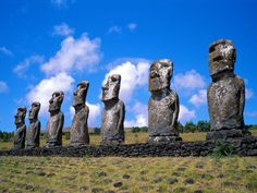 Easter Island – Chile