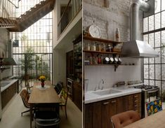 Casa de Valentina - Casa de vila com jeito de loft industrial