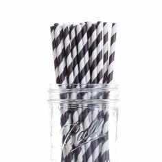 Dress My Cupcake 25-Pack Vintage Paper Cakepop Straws, 6-Inch, Black Striped Dress My Cupcake http://smile.amazon.com/dp/B00CJAIRZ4/ref=cm_sw_r_pi_dp_oHmdub164W965