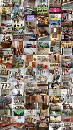 "As wood is getting scarcer, wooden furniture is becoming more     expensive, sought after and valuable.  At the same time there is a trend towards a simpler lifestyle and bringing  natural materials like wood back into the home. Alot of people salvage  these materials from shipyards, buildings, barns and factories and  ""upcycle"" it (another buzz word) into beautiful furniture."