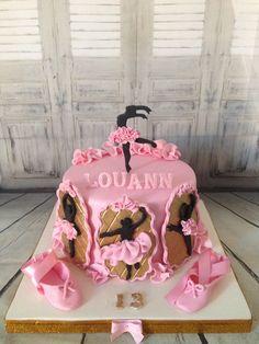 Gâteau danse