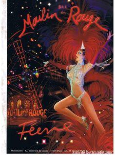 Feerie - Moulin Rouge