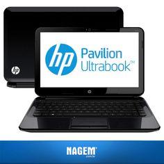 Perfeito para todas aquelas tarefas do dia a dia, o Ultrabook HP Pavilion 14-B090 oferece inovações exclusivas!
