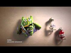 El Monstruo de Colores de ANNA LLENAS. Programa REDES - YouTube