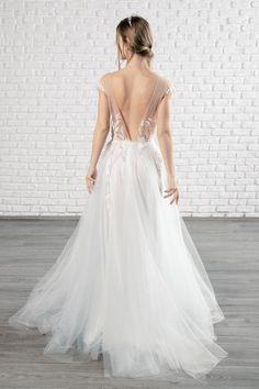 Rochie Wendy - Oana Nutu Blue Bridal, Bridal Style, Modern Fashion, Fashion Design, Fashion Trends, Embroidered Silk, Designer Collection, Formal Dresses, Wedding Dresses