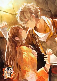 Anime Couples I see you, that's the way to get a girl attention! Anime Boys, Couple Anime Manga, Anime Love Couple, Cute Anime Couples, Manga Anime, Girl Couple, Art Manga, Manga Drawing, Anime Cosplay