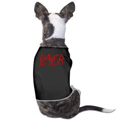 Theming Slayer Leter Art Dog Vest Your Dog Will Look Smart The Entire Summer In This Fabulous Theming Slayer Leter Art Dog Vest! Read  more http://dogpoundspot.com/dog-luxury-store-1407/  Visit http://dogpoundspot.com for more dog review products