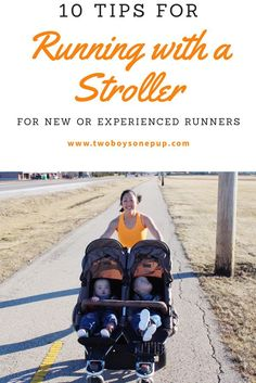 10 tips for running with a stroller! Included are not only tips for the mom or dad running, but also for the babies or kids along for the ride. We're featuring amazing sunscreen from at It can be hard to get motivation to workout, (relay games articles) Kids Running, Running Tips, Running Club, Fitness Tips, Health Fitness, Fitness Goals, Fitness Exercises, Fitness Routines, Workout Routines