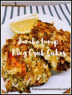 King Crab Cakes