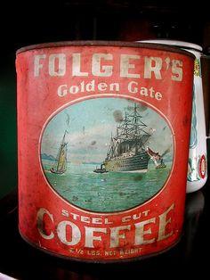 vintage coffee