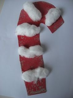 Candy Cane Craft- Friends your sins are forgiven