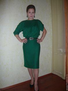 "Платье-костюм ""Малахит"" - Кофейное зёрнышко - Ярмарка Мастеров http://www.livemaster.ru/item/7461183-odezhda-plate-kostyum-malahit"