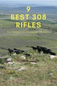 ] 9 Best 308 Rifles for Snipers & Precision Shooters