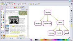 Come fare la mappa di un argomento partendo dal libro digitale in formato PDF