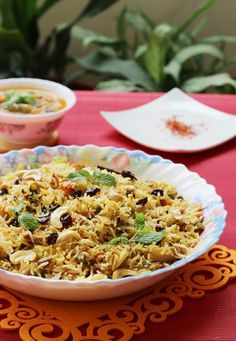 hyderabadi vegetable dum biryani recipe with step by step pictures. Tried and tested recipe of delicious hyderabadi vegetable dum biryani.