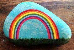 Rockin the rainbow