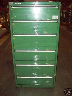 Lista cabinets, pre-owned and ready to work. Our inventory includes a number of excellent Lista storage cabinets and more.  -Speedrack Midwest