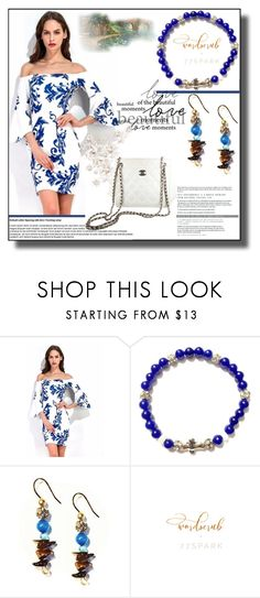 """""""77Spark 19"""" by ruza66-c ❤ liked on Polyvore featuring Chanel and 77spark"""