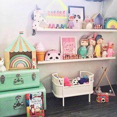 Good vibes only ! Amazing nursery ❤️  #kidsdecor #kidsroom #children #playroom
