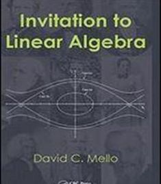 A textbook of electrical technology m d u g j u and k u invitation to linear algebra textbooks in mathematics pdf fandeluxe Image collections