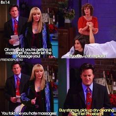 DONT LET PHOEBE IN!!!