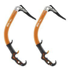Profesionálna zbraň nalezenievľadov, mixov a drytoolové lezenie, takto by sa dal jednoducho opísaťsetPetzl Ergo.