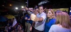 Puerto Rico elige al doctor Ricardo Rosselló a la gobernacion de la isla