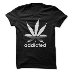 Addicted Funny T-Shirts, Hoodies. GET IT ==► https://www.sunfrog.com/Funny/Addicted-Funny-Shirt-.html?id=41382