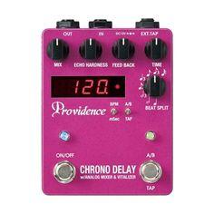Providence DLY-4 Chrono Delay Pedal