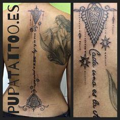 https://flic.kr/p/MdKUAP | Tatuaje Letras y estilo henna Pupa Tattoo | by Marzia Instagram : instagram.com/pupa_tattoo/ Web: www.pupatattoo.es/ Citas: 958221280 #tattoo #tattoos #tatuaje #tatuajes #tattoogranada #ink #inked #inkaddict #timetattoo #tattooart #tattooartists