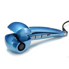 Babyliss Miracurl Nano Titanium Blue Will Hold You Tightly When You Are Alone And Sad! #NYFW #FallingInLoveWith