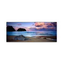 "Found it at Wayfair - ""Kaiteriteri Sunset"" by David Evans Photographic Print on Wrapped Canvas"