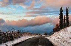 Mountain road by Alberto Romano on 500px