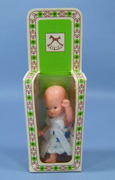 Hello dear friends, offering for sale ~ a lovely vintage Czech IGRA dollhouse miniature doll toy. Made of plastic; Comes in its box. Name of the doll is Radka. Girls Toy Box, Hello Dear, Dress Girl, Toy Boxes, Miniature Dolls, Pretty Good, Doll Toys, Vintage Toys, Dollhouse Miniatures