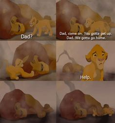 13 Of The Saddest Moments From Our Childhood